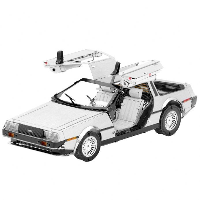 Metal Earth Model Kit DeLorean | Buy now at The G33Kery - UK Stock - Fast Delivery